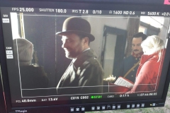 Behind the scenes of Vienna Blood